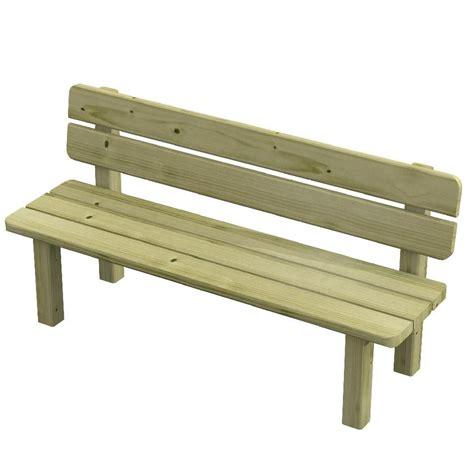 panchina in legno panchina barbi