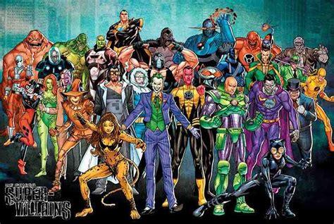 top  superheroes villains davies entertainment