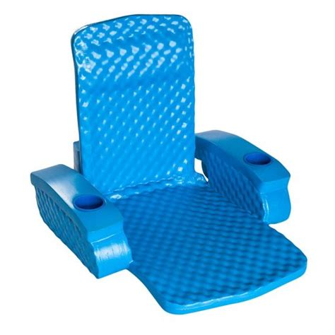 recreation soft baja folding chair foam pool