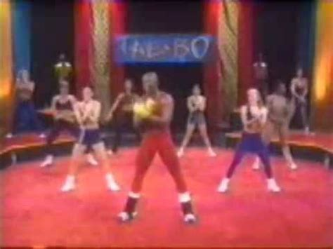 advanced tae bo part    workout ideas step