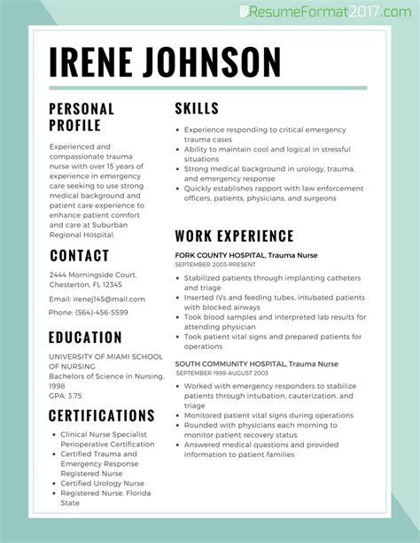 image result   popular resume formats  job