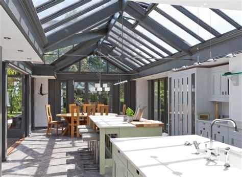 Large Kitchen Conservatory Door Vale Garden Houses Homify
