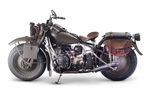 Motorcycle : Harley-davidson Xa Military Motorcycle