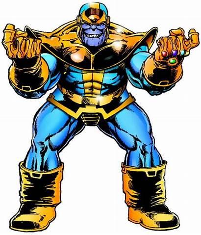 Thanos Marvel Avengers Comic Costume Villain Dc