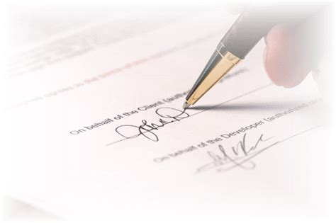 Professional Loan Signing Services By Experienced Notary