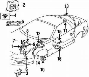 2007 Pontiac G5 Engine Diagram