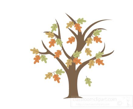 Autumn Tree Leaf Fall Animated Wallpaper - autumn animated gif fall tree foliage dropping animation