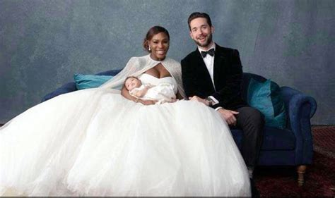 serena williams  married   dazzle  beautiful