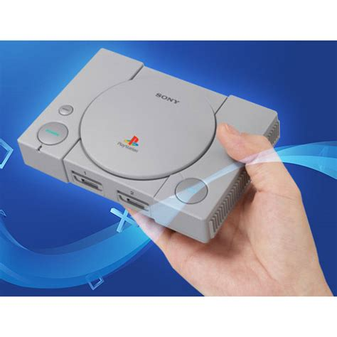 sony announces playstation classic mini console for holidays
