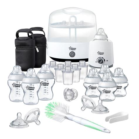 Tommee Tippee Closer To Nature Complete Feeding Set In