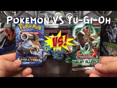 Yugioh get many more reprints than pokemon, and the value of the cards is heavily tied to their impact in the competitive meta this is because most cards have no value whatsoever outside the card game, for pokemon you can collect them to form a p. Pokemon HD: Yugioh Trading Card Game In Pokemon