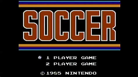 Vitamale Nes V soccer nes gameplay