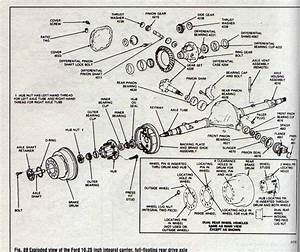 Rebuilt Ford Differential  Rebuilt Ford Differentials