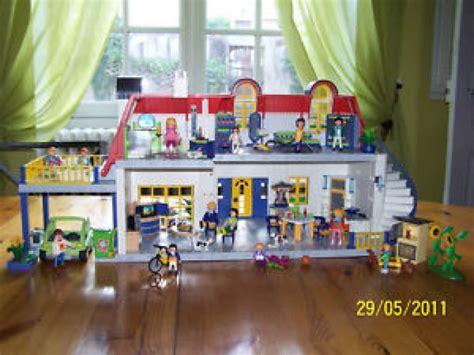 maison moderne playmobil prix
