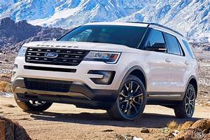 Used 2017 Ford Explorer Review  U0026 Ratings