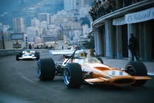 1970 McLaren Formula 1 Cars