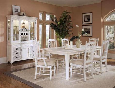 love  white dining room set   hutch esp