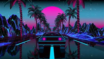 Cyberpunk 4k Synthwave Wallpapers Ultra Vaporwave Synth