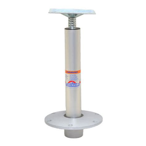 Springfield Boat Seat Pedestal by Springfield 3 4 Inch 16 1 4 Inch Boat Seat Pedestal Post W