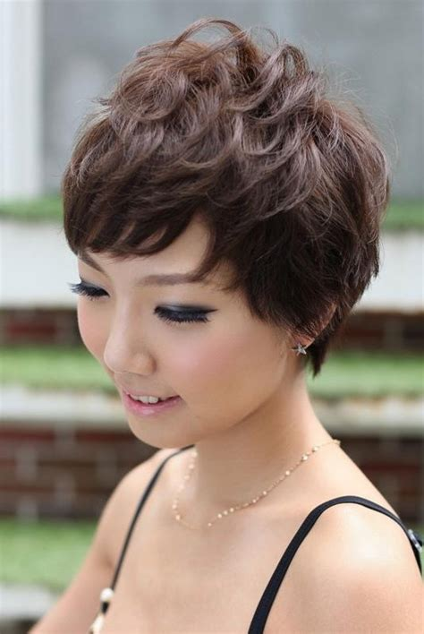 Asian Pixie Hairstyles by 2019 Popular Asian Pixie Haircuts
