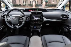 2020 Toyota Prius Hybrid Interior Review