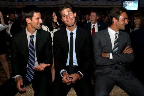 Tennis: Rafael Nadal, Roger Federer can win any titles, but