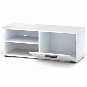 Led Beleuchtung Für Möbel : tv lowboard in wei mit led beleuchtung fernseh schrank ~ Markanthonyermac.com Haus und Dekorationen