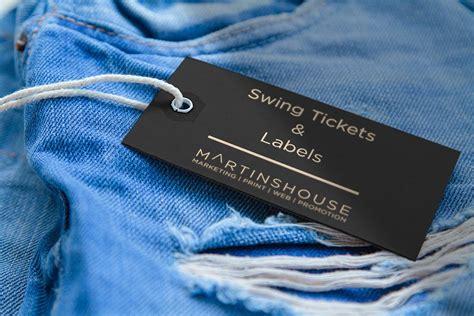 swing  labels martinshouse design marketing