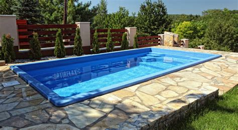 Pool Für Terrasse by Terrasse Mit Pool Optirelax