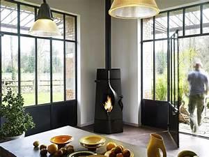 Poele A Granule Design : po le d angle sp cificit s et prix ooreka ~ Dailycaller-alerts.com Idées de Décoration