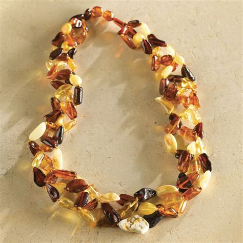 lithuanian amber necklace national geographic store