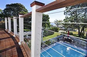 Porch Rail Ideas by Deck Railing Ideas