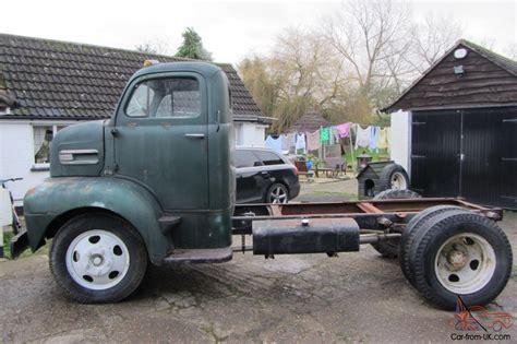 1948 Classic Ford Truck COE   Car Hauler Pickup   Rust