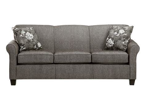 who makes slumberland sofas slumberland york collection granite sofa