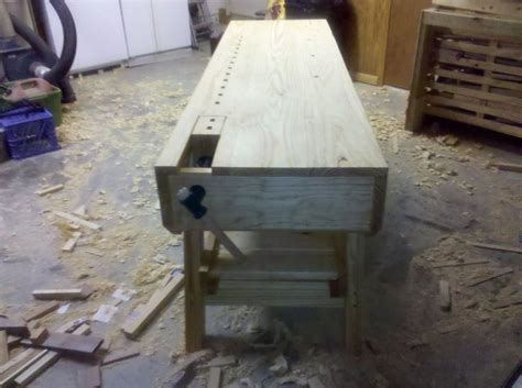 english style workbench  nicholson workbench