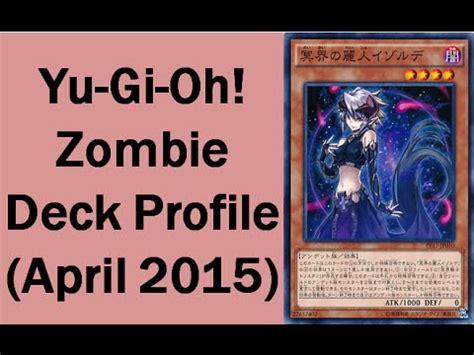 armed deck april 2015 yu gi oh deck profile april 2015