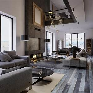 Beautiful, Duplex, House, Interior, Design, In, India