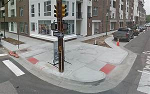 Why Does Downtown Denver Have Street Corners That Drivers