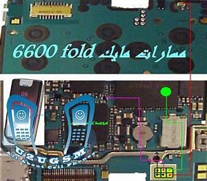 Nokia 6600 Fold Mic Problem Ways Jumpers Solution Track