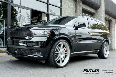 dodge durango   forgiato pinzette wheels