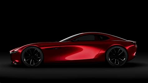 Mazda Rx Vision Concept Car by 2015 Mazda Rx Vision Concept Wallpapers Hd Images