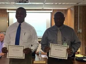 Local Principals Recognized at School Board Meeting ...