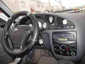Frente Adaptador Estereo 1 Din P   Ford Ikon A U00f1o 2001 A