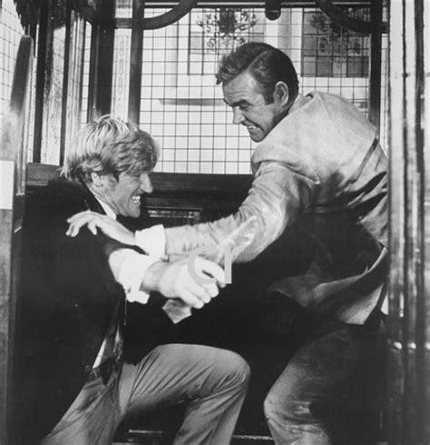 Joe Robinson (1927 - 2017)   James Bond Nederland