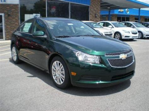 Find New 2014 Chevrolet Cruze Eco In 2456 W. Us Hwy. 40