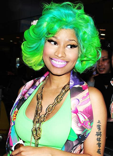 HD WALLPAPERS: Nicki minaj hairstyle Photos