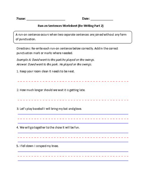 number line worksheets 187 sentence structure worksheets
