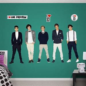 life size one direction collection wall decal shop With the best of one direction wall decals collections