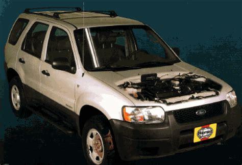 mazda tribute  service manual mazda tribute car
