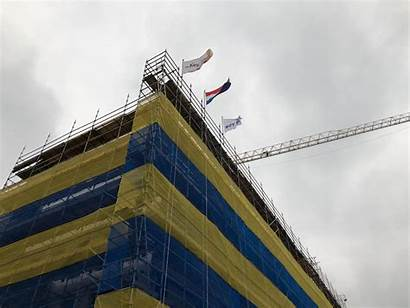 Amsterdam Hoogste Punt Bereikt Lieven Project Nov
